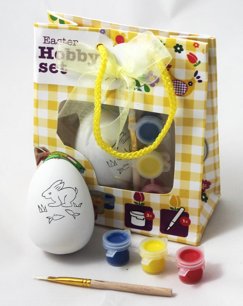 Oster Hobby-Set Ei zum malen Motiv Hase