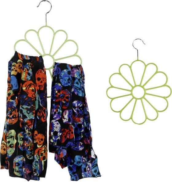 Halter für Schal Krawatte Schalhalter Krawattenhalter grün