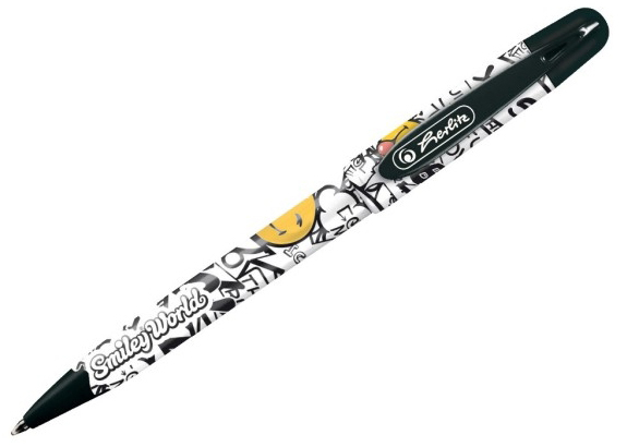 Kugelschreiber SMILEY WORLD von Herlitz